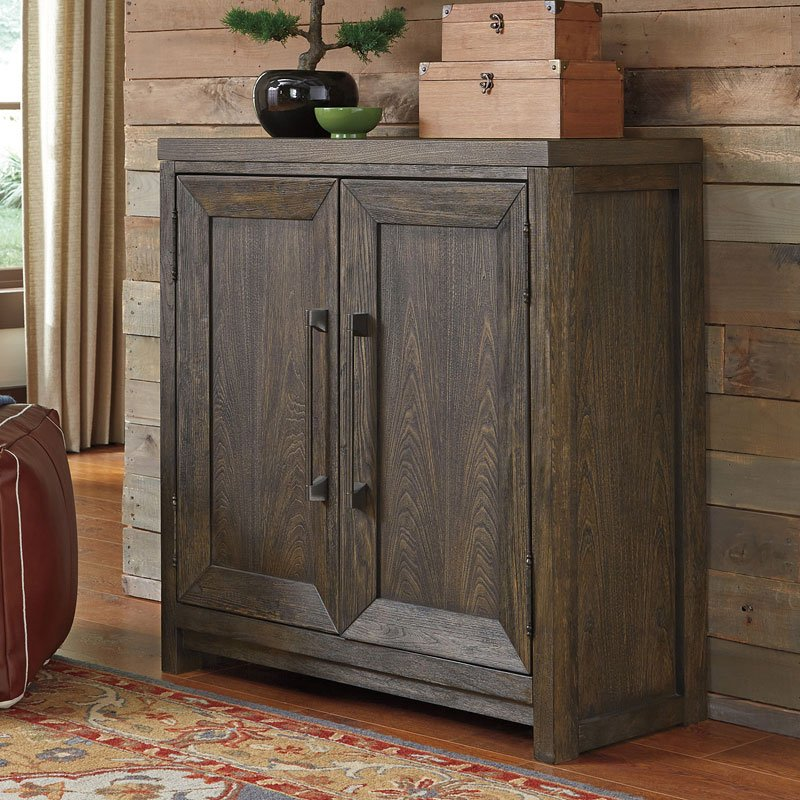 Reickwine Accent Cabinet Accent Chests And Cabinets Occasional And Accent Furniture Living