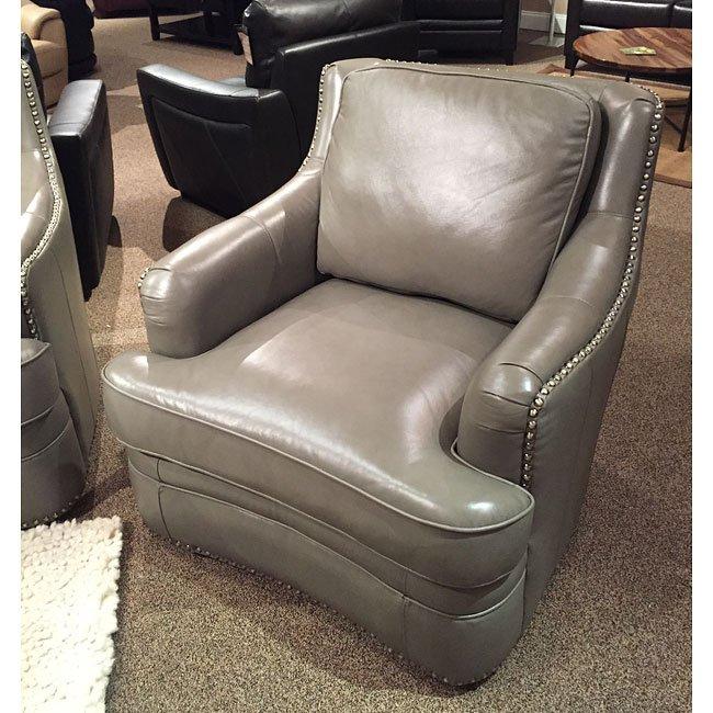 Tulsa Leather Chair Leather Italia
