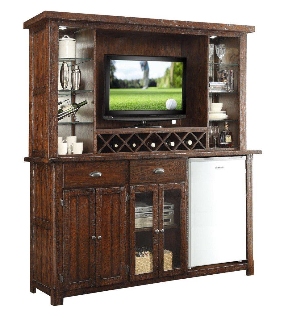 Picture of: Gettysburg Back Bar W Hutch By Eci Furniture Furniturepick