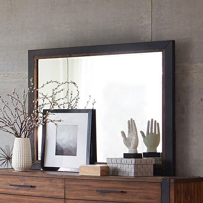 Ellison Mirror by Coaster Furniture | FurniturePick