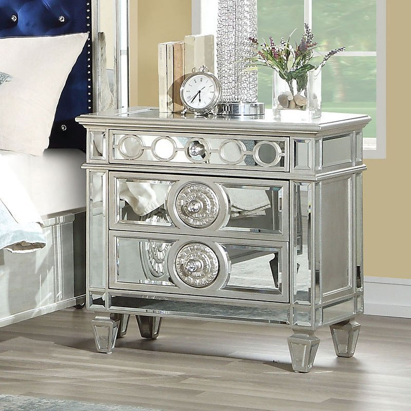 Varian Panel Bedroom Set By Acme Furniture Furniturepick