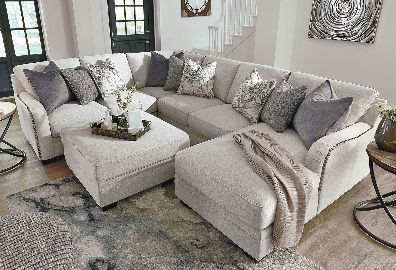 Dellara Chalk Modular Sectional Set By Signature Design By Ashley 1 Review S Furniturepick