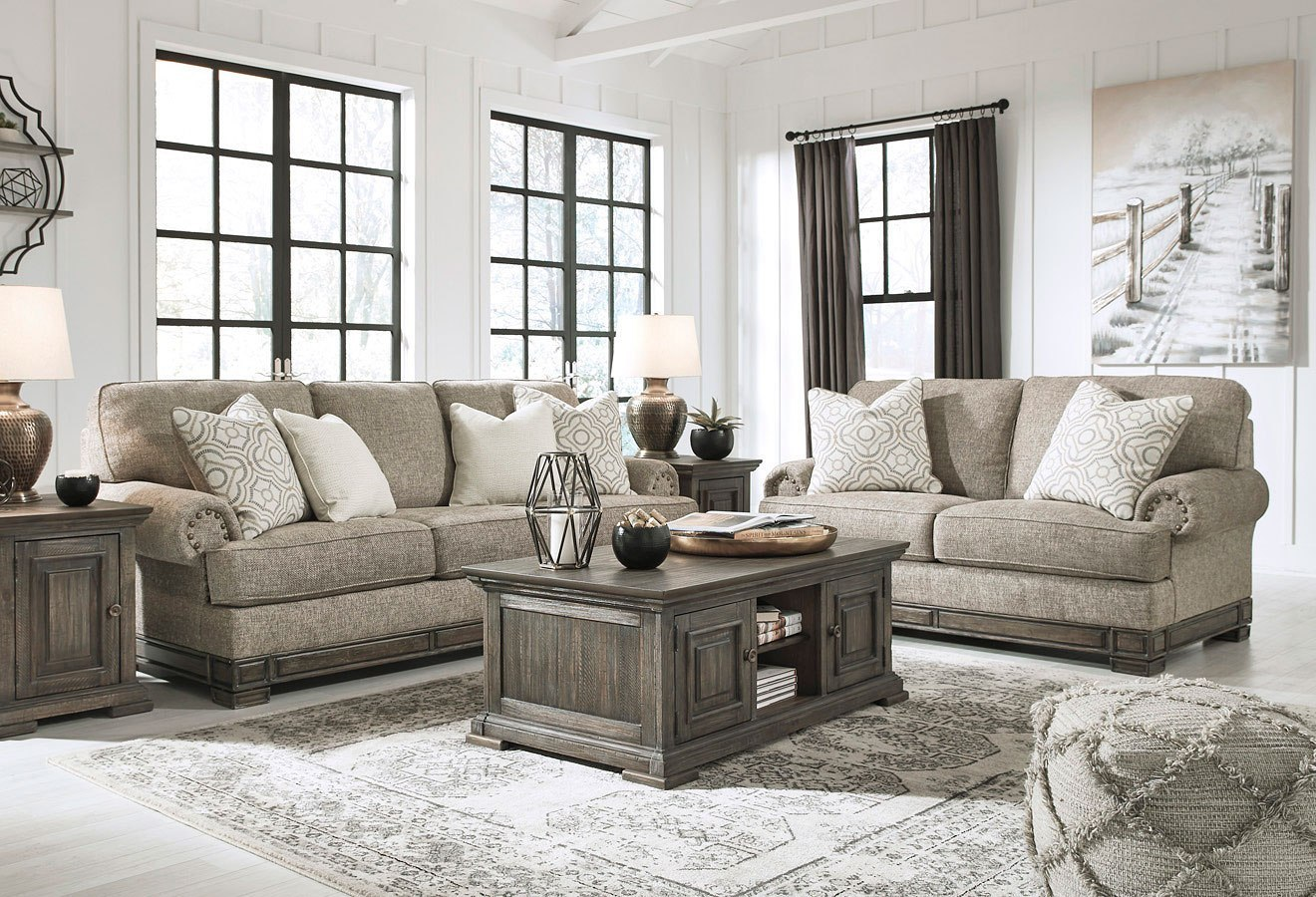 Einsgrove Living Room Set By Signature Design By Ashley Furniturepick