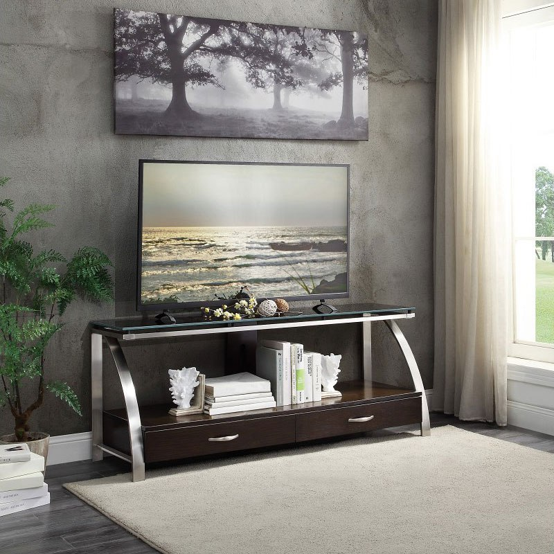 Tioga Tv Stand By Homelegance Furniturepick