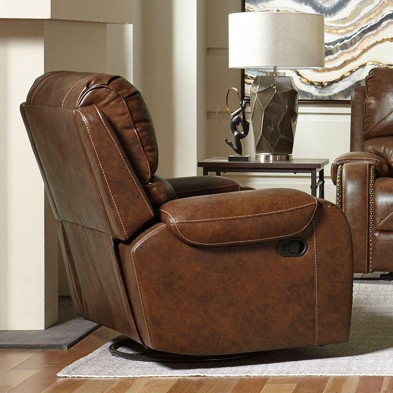 Winslow Swivel Glider Recliner By Standard Furniture Furniturepick