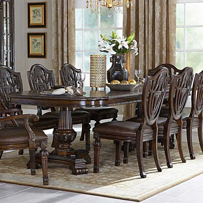 Chilton Dining Table By Homelegance Furniturepick