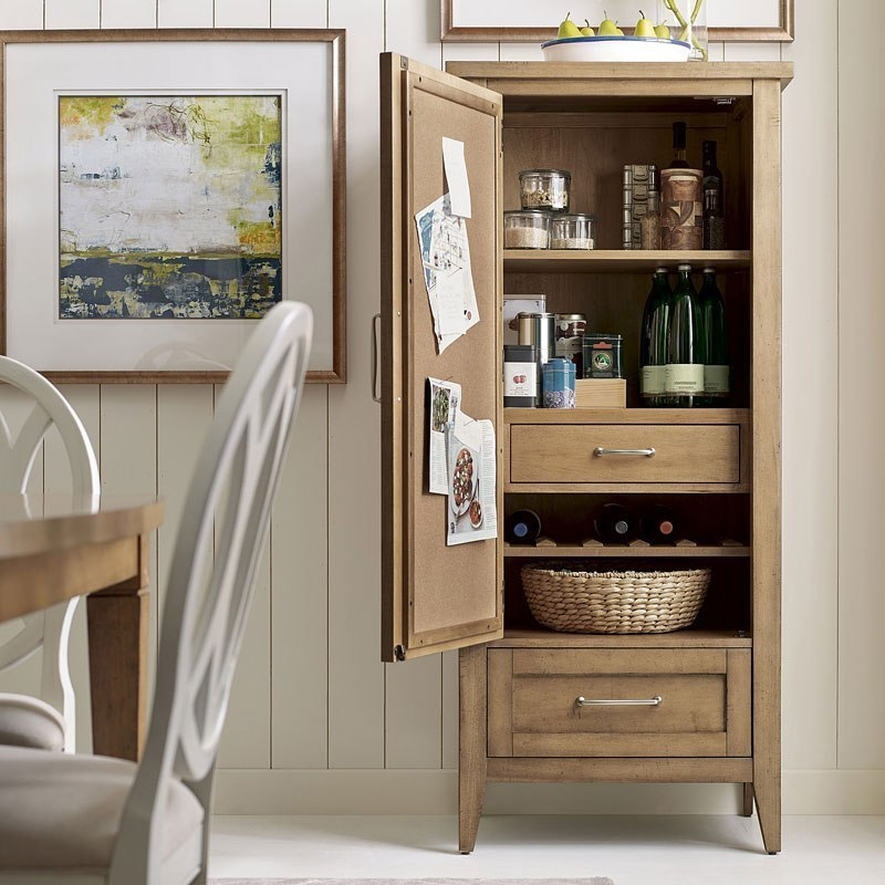 Everyday Nutmeg Pantry / Cabinet by Rachael Ray Home by ...