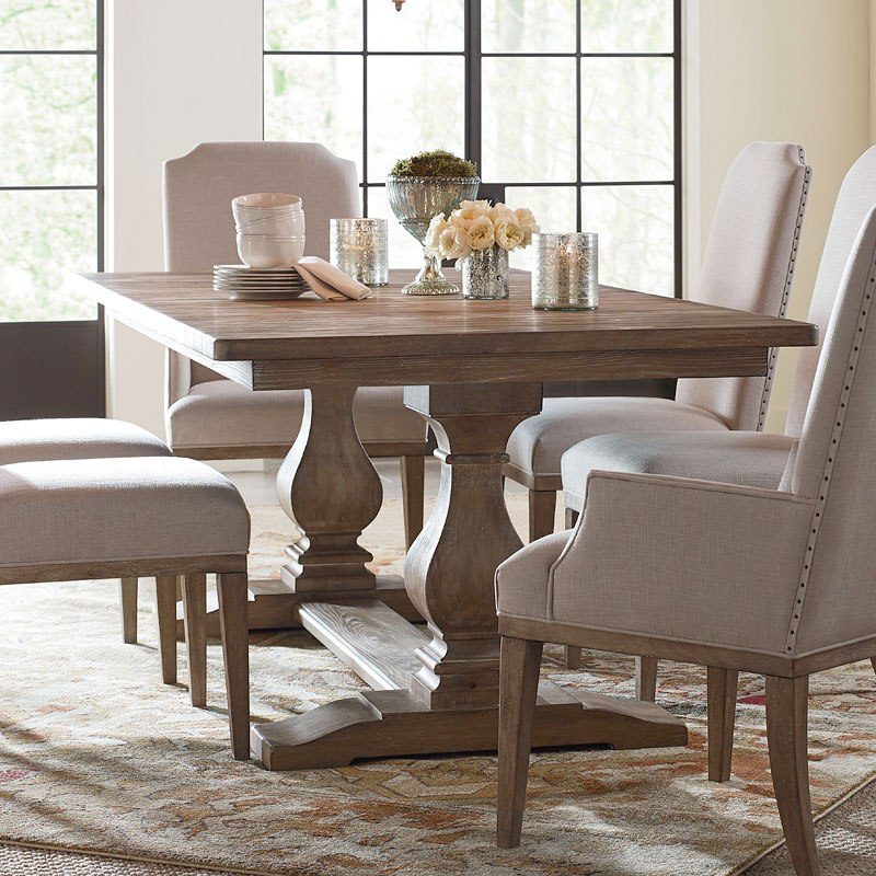 Monteverdi Rectangular Dining Table By Rachael Ray Home By Legacy Classic Furniturepick