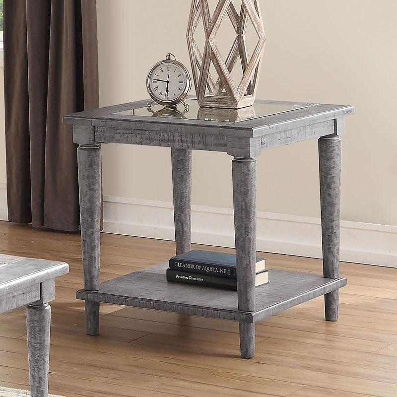 Artesia End Table By Acme Furniture Furniturepick