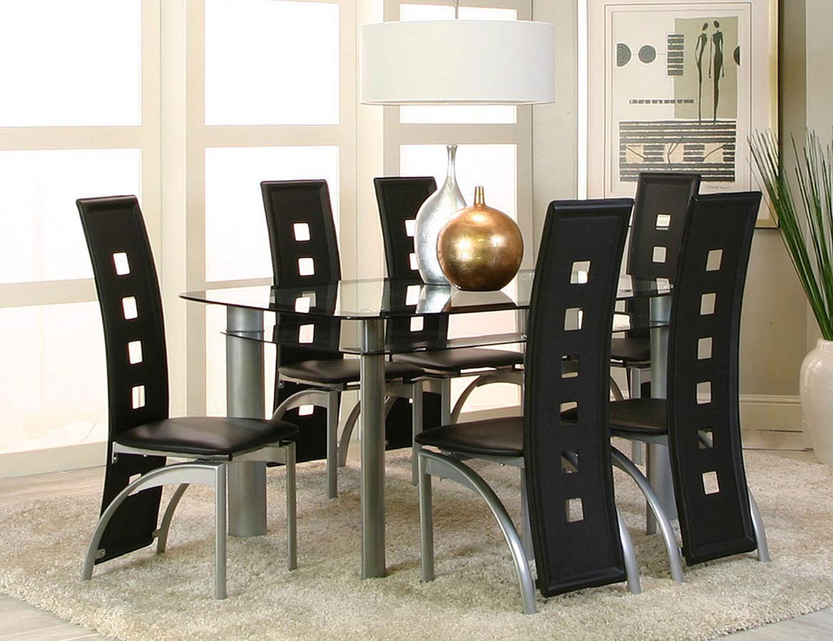Valencia Rectangular Dining Room Set By Cramco Furniturepick