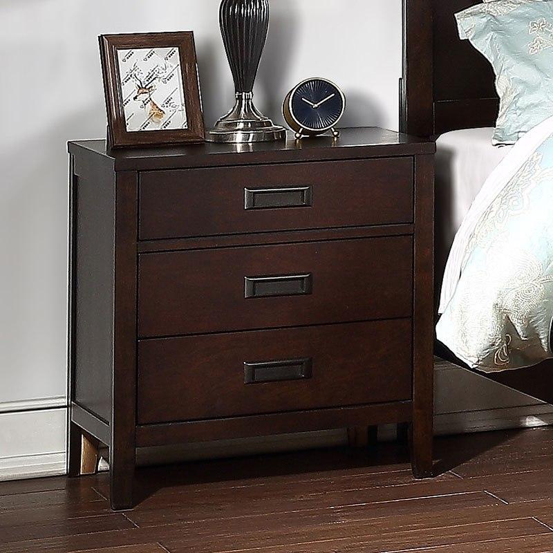 Tyler Cherry Nightstand By Standard Furniture Furniturepick