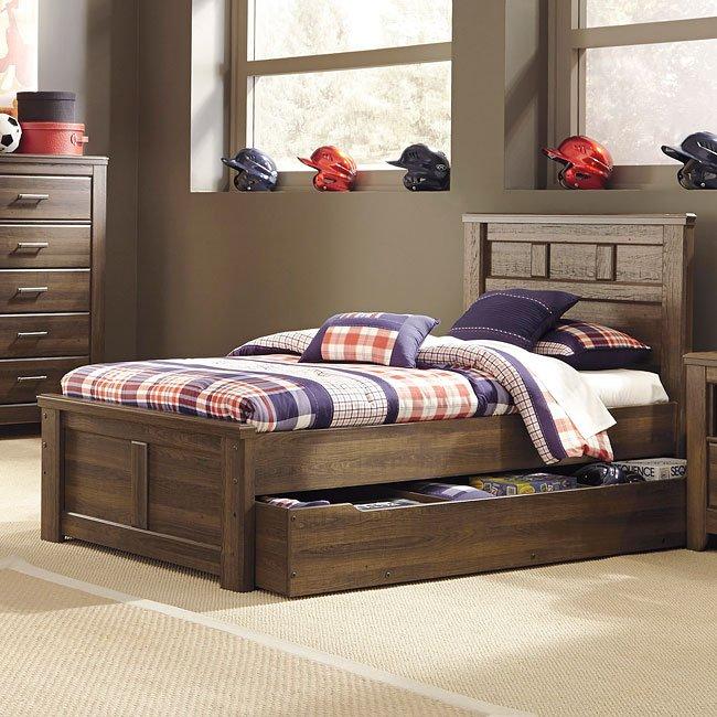 juararo youth trundle bedroom setsignature design