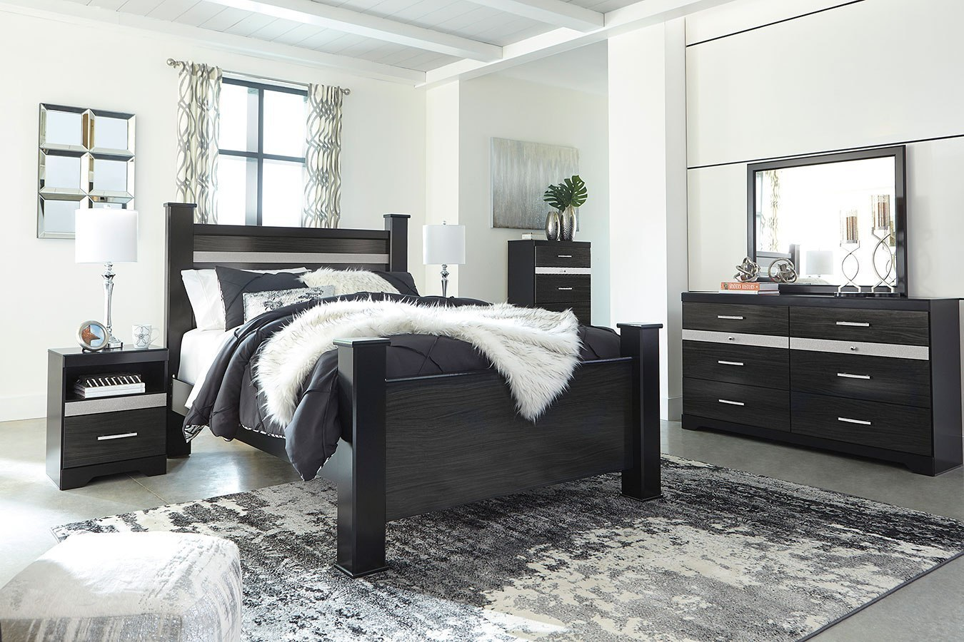 Starberry Poster Bedroom Set By Signature Design By Ashley Furniturepick