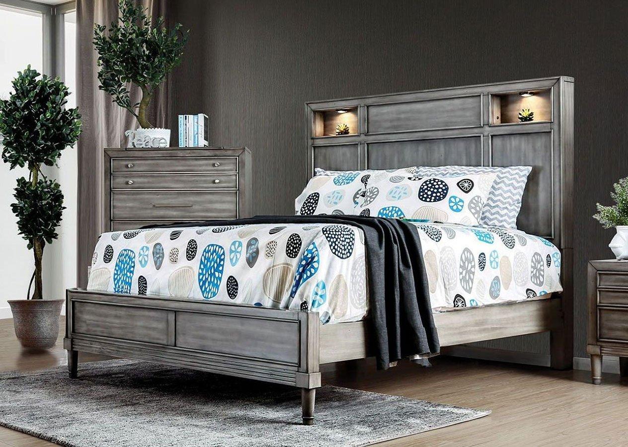 Daphne Bookcase Bed By Furniture Of America Furniturepick