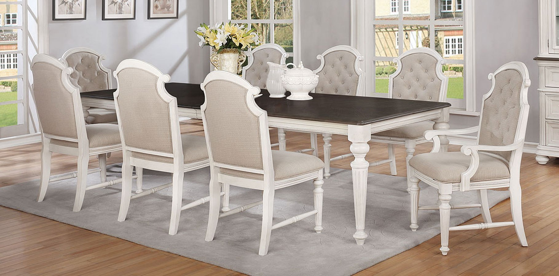 West Chester Dining Room Set By Avalon Furniture Furniturepick