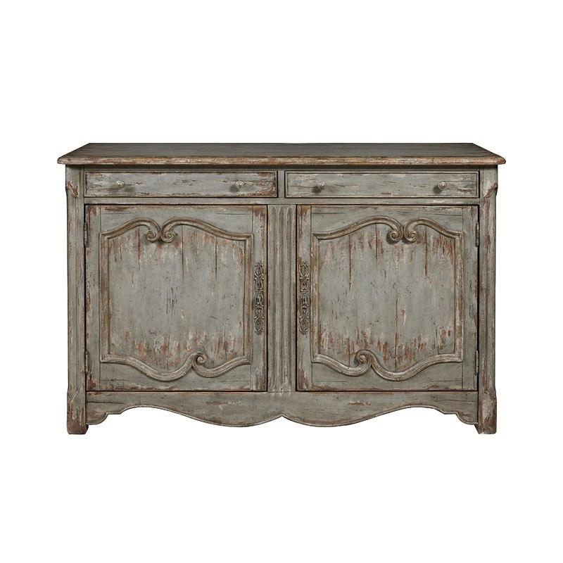 Farmhouse Two Door Accent Wine Cabinet By Pulaski Furniture Furniturepick