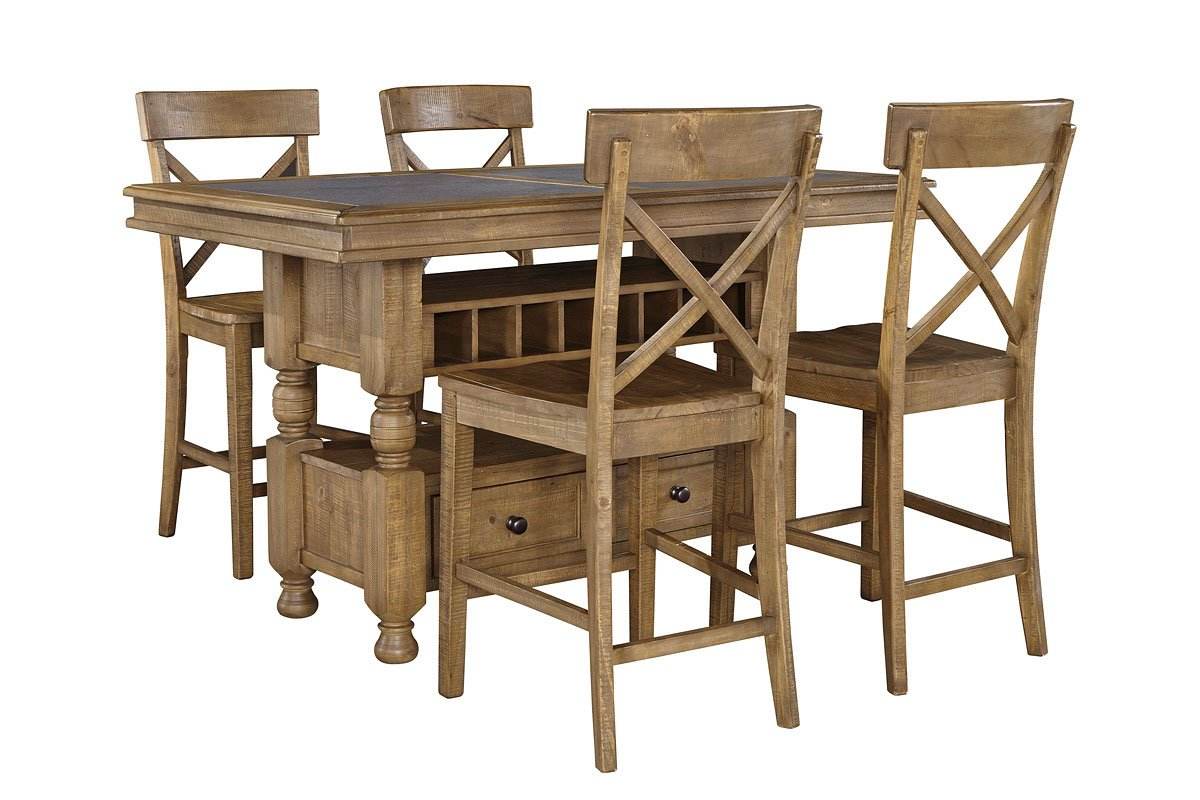 Trishley Counter Height Dining Room Set By Signature Design By Ashley Furniturepick