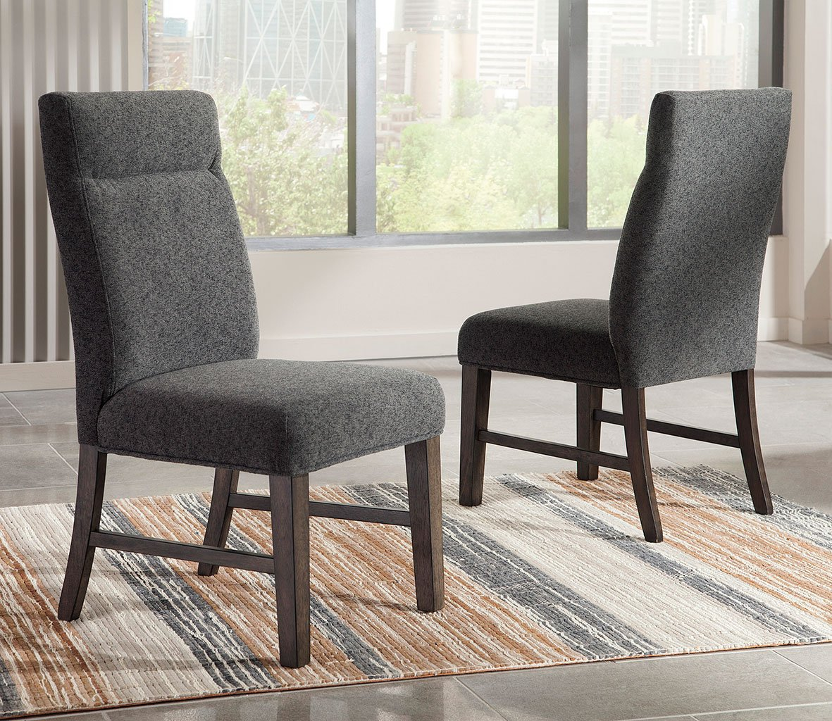Chansey Side Chair Set Of 2 By Signature Design By Ashley Furniturepick