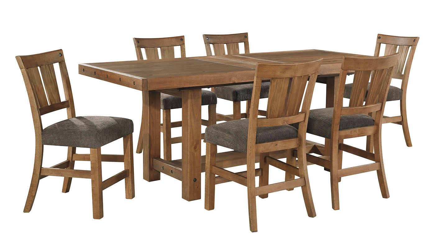 Tamilo Counter Height Dining Room Set By Signature Design By Ashley Furniturepick
