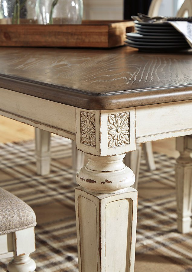 Realyn Dining Table By Signature Design By Ashley Furniturepick