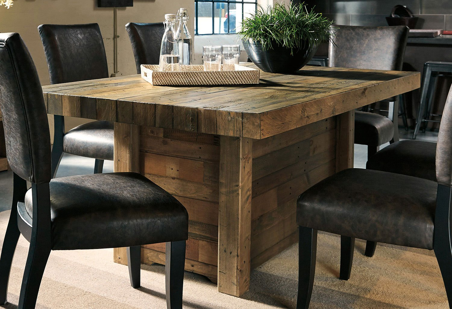 Sommerford Dining Table By Signature Design By Ashley 1 Review S Furniturepick