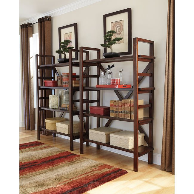 Hindell Park Bookcase Signature Design By Ashley Furniture Furniturepick