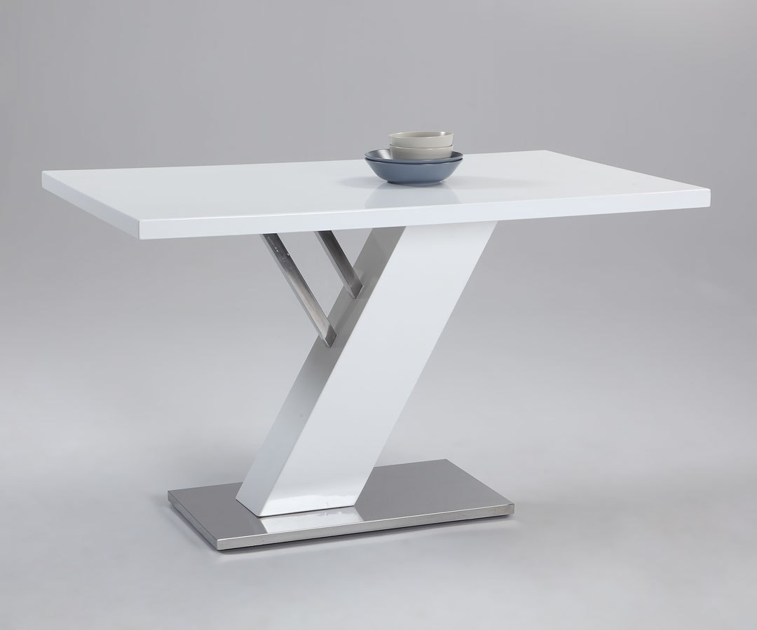Linden Rectangular Dining Table By Chintaly Imports 1 Review S Furniturepick