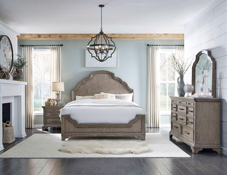 Bristol Panel Bedroom Set By Pulaski Furniture Furniturepick
