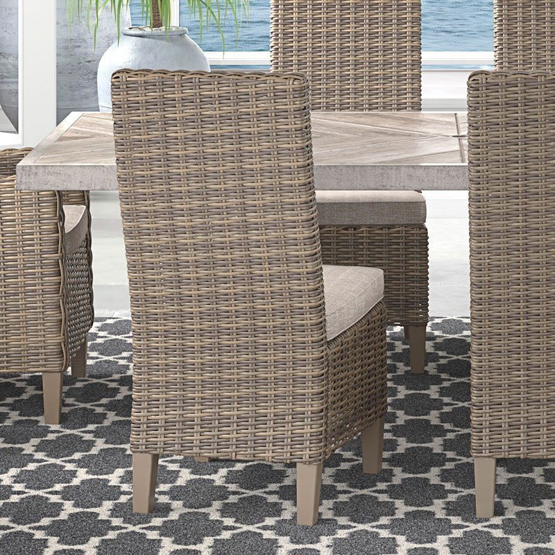Beachcroft Outdoor Dining Set W Bench By Signature Design By Ashley Furniturepick