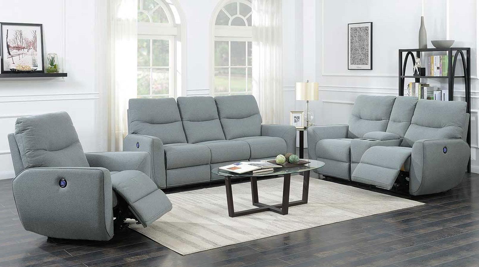 Sophie Power Reclining Living Room Set
