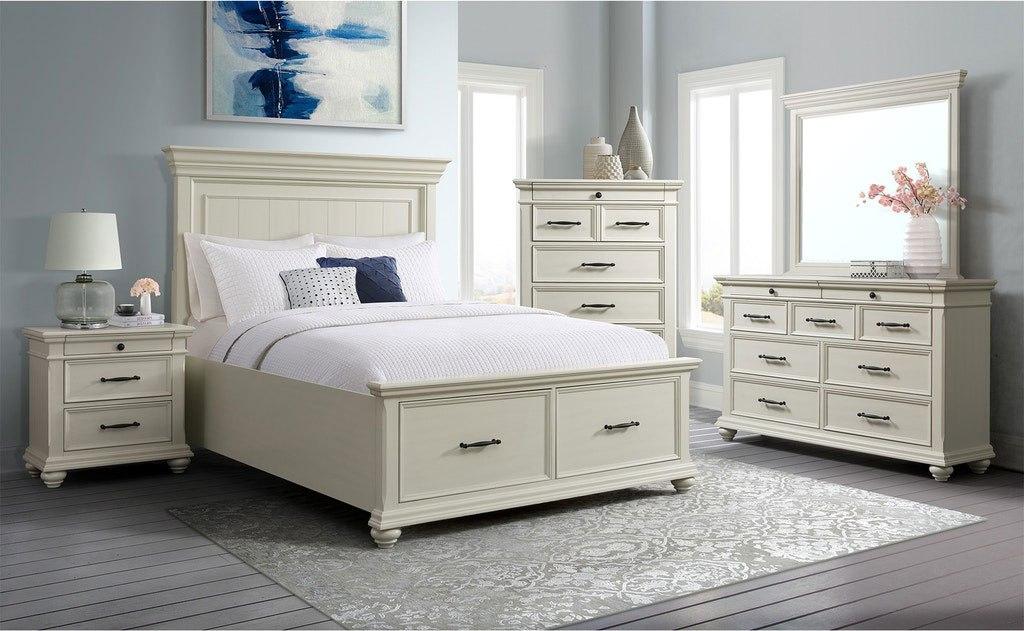 Slater Storage Bedroom Set By Elements Furniture Furniturepick
