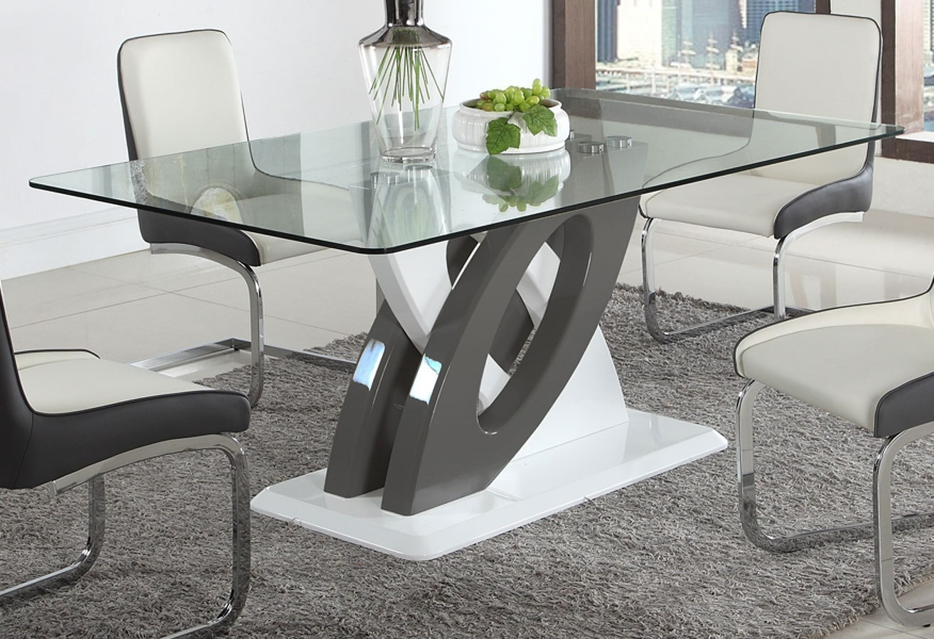 Picture of: Stella Rectangular Dining Table By Chintaly Imports Furniturepick