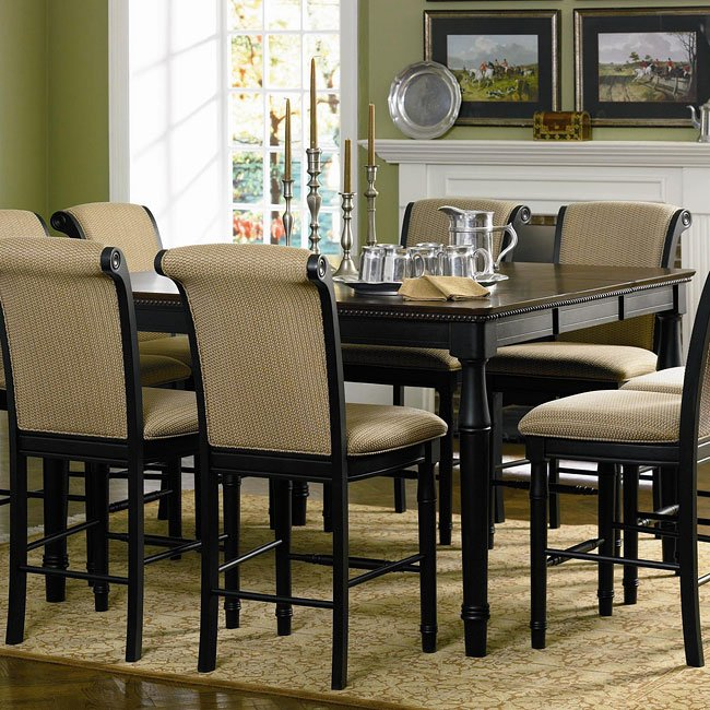 Cabrillo Counter Height Dining Table Coaster Furniture Furniturepick