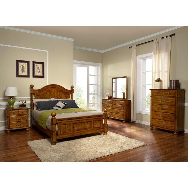 Cumberland Low Post Bedroom Set By New Classic Furniture Furniturepick