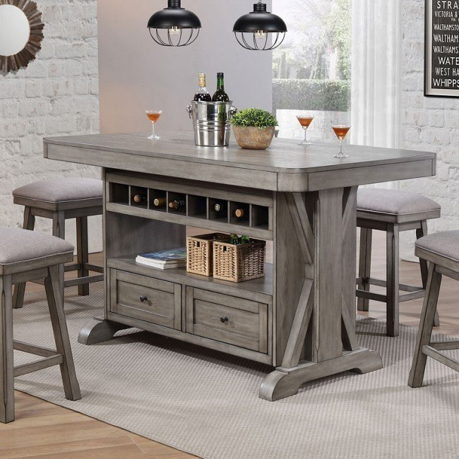 Graystone Kitchen Island By Eci Furniture Furniturepick