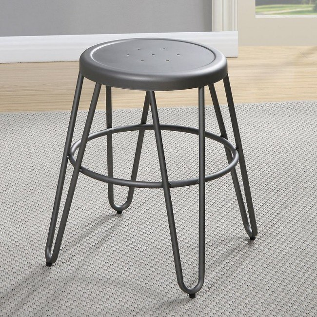Galway 18 Inch Stool (Set Of 4) By Coaster Furniture