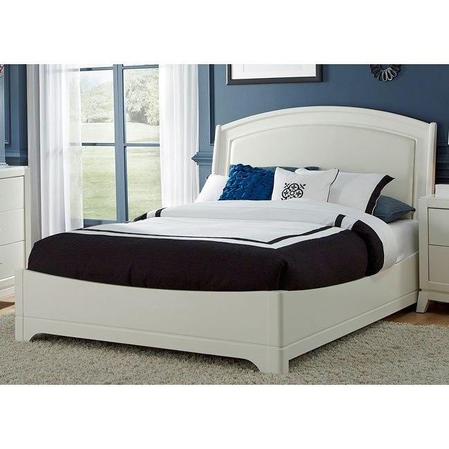 Avalon Ii Platform Bedroom Set W Upholstered Headboard Liberty Furniture Furniturepick