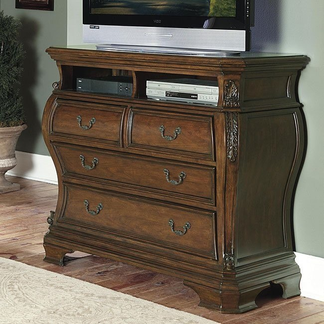 Cromwell Tv Chest Homelegance Furniturepick