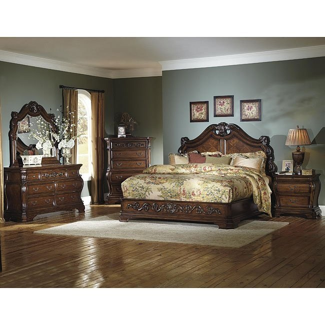 Cromwell Bedroom Set Homelegance Furniturepick