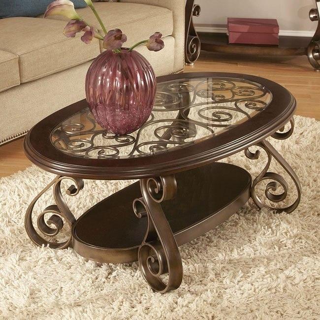 Bombay Cocktail Table By Standard Furniture Furniturepick
