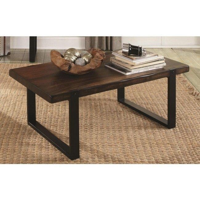 Vintage Coffee Table By Coaster Furniture Furniturepick