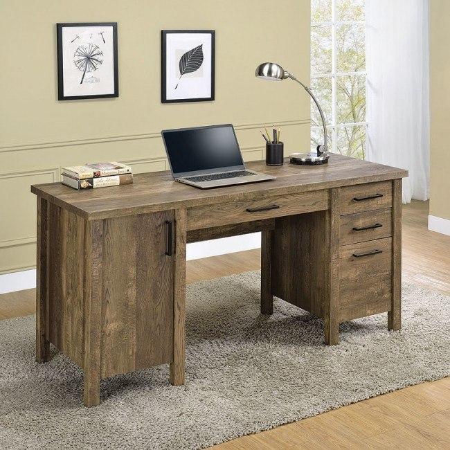 Tolar Office Desk By Coaster Furniture Furniturepick