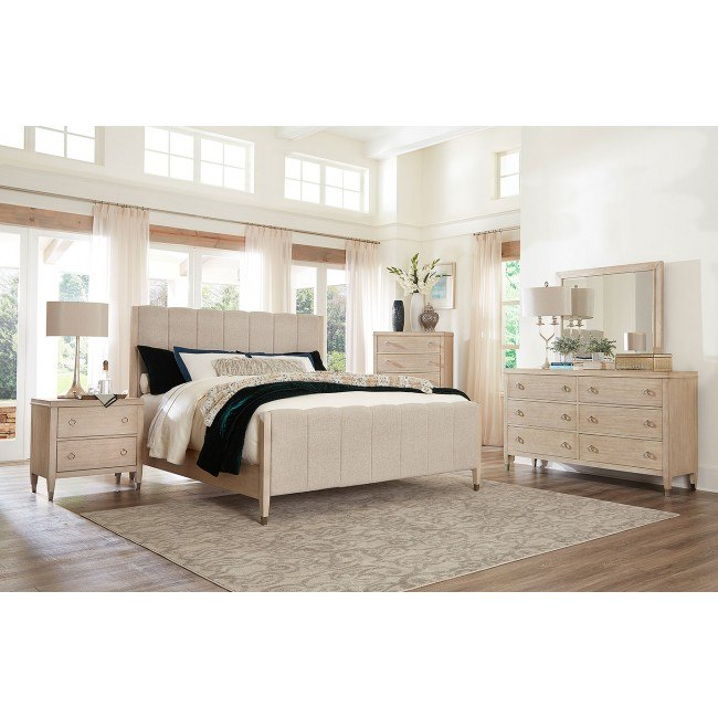 Sausalito Upholstered Bedroom Set By Standard Furniture Furniturepick