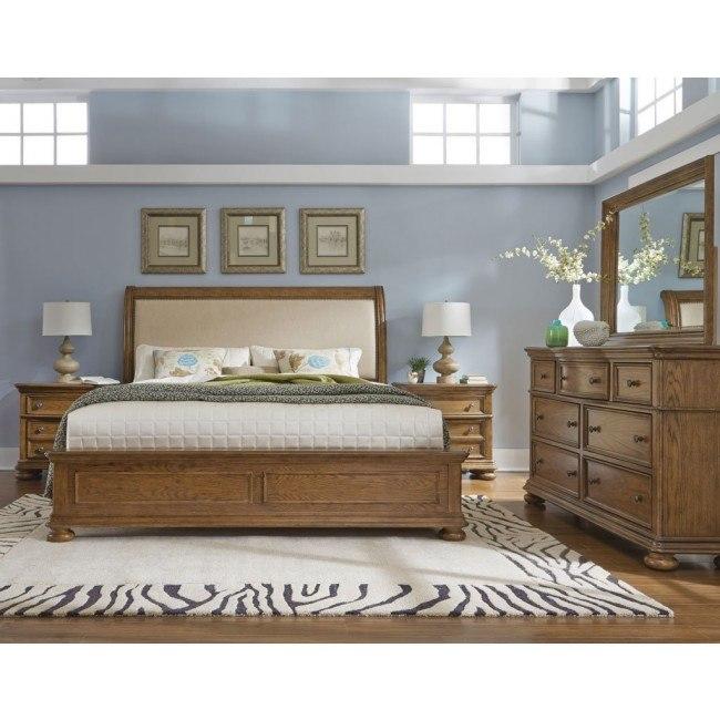 paxton platform bedroom set samuel lawrence furniture