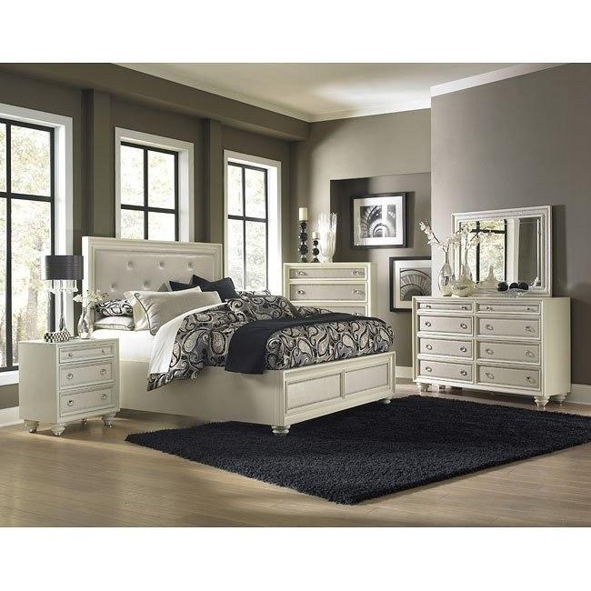 diamond island bedroom set magnussen  furniturepick