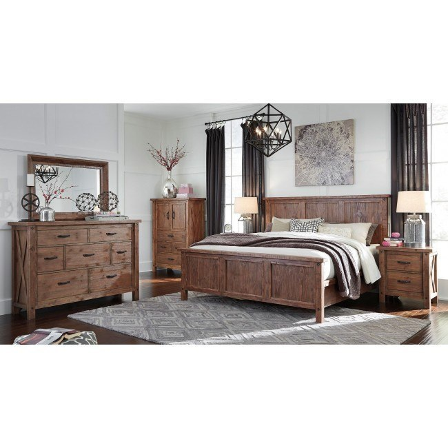 Tamilo Panel Bedroom Set By Signature Design By Ashley Furniturepick