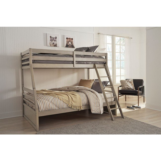 Lettner Twin Over Full Bunk Bed By Signature Design By Ashley Furniturepick