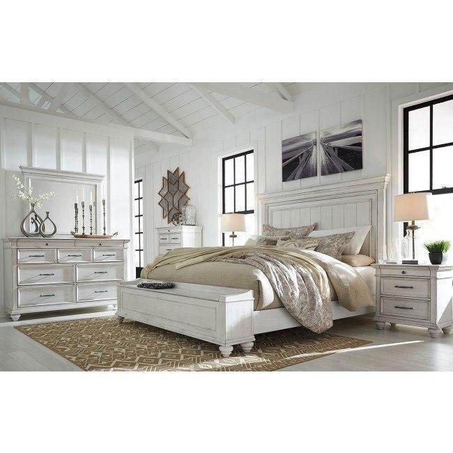 Kanwyn Storage Bedroom Set By Signature Design By Ashley Furniturepick