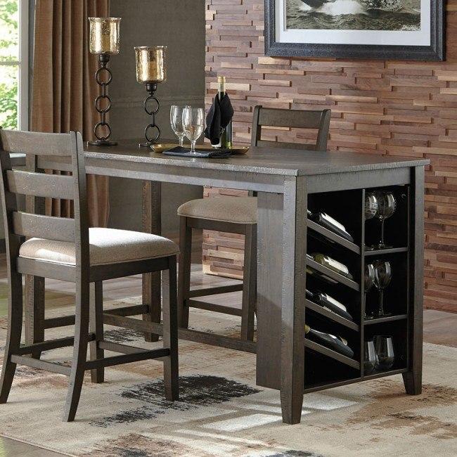 rokane rectangular counter tablesignature design