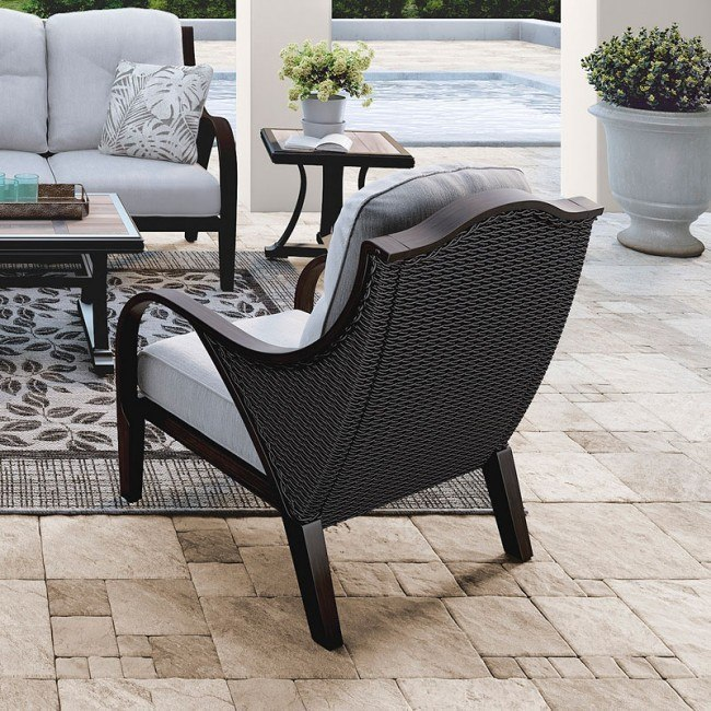 Marsh Creek Outdoor Lounge Chair Set Of 2 By Signature Design By Ashley Furniturepick